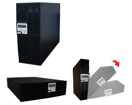 ИБП Inform серии DSP Multipower (универсального исполнения) – 5 кВА - 10 кВА