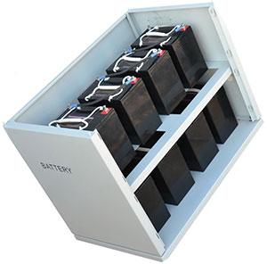 шкаф для аккумуляторных батарей