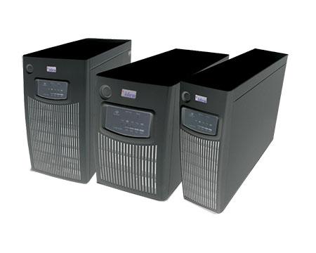 Серия Sinus Premium LCD (вертикального исполнения) – 1 кВА - 3 кВА